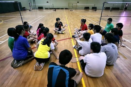 Training Discussion